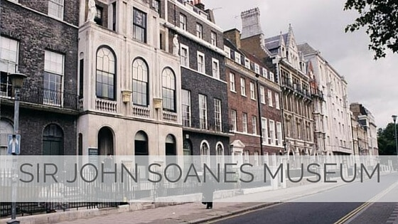 Learn To Say Sir John Soanes Museum?