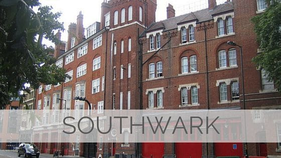 Learn To Say Southwark?