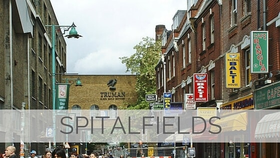 Learn To Say Spitalfields?