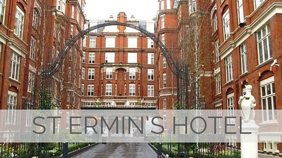 Learn To Say St Ermin's Hotel?