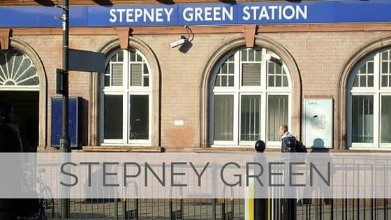 Learn To Say Stepney Green?
