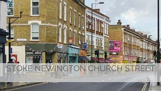 Learn To Say Stoke Newington Church Street?