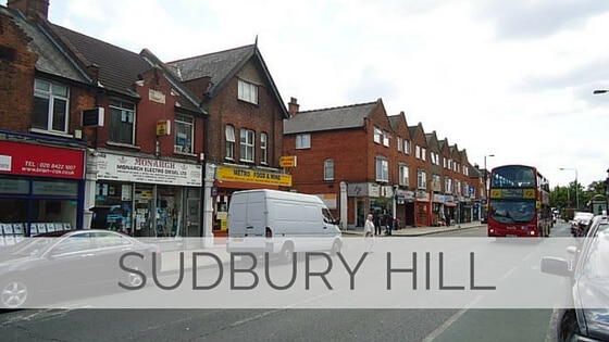 Learn To Say Sudbury Hill?