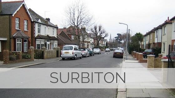 Learn To Say Surbiton?