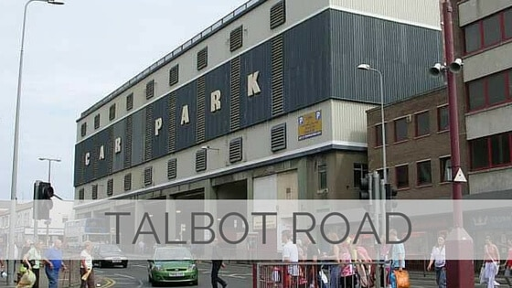 Learn To Say Talbot Road?