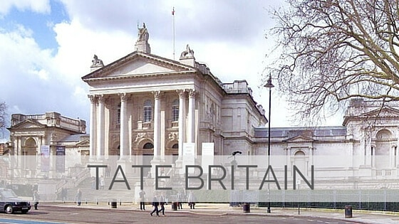 Learn To Say Tate Britain?