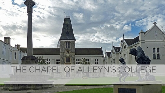 Learn To Say The Chapel Of Alleyn's College?