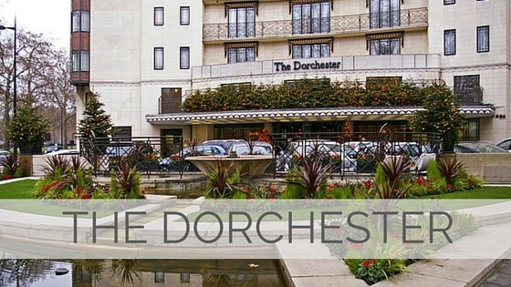 Learn To Say The Dorchester?