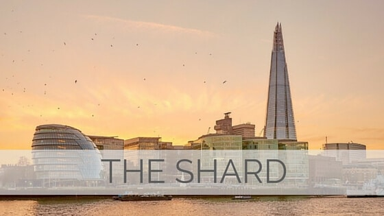 Learn To Say The Shard?