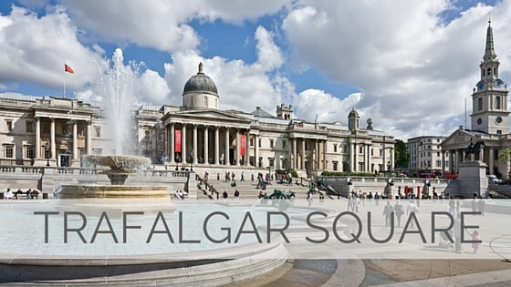 Learn To Say Trafalgar Square?