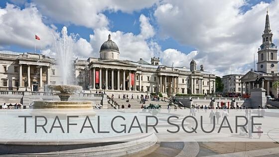 Learn To Say Trafalgar Square?