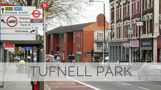 Learn To Say Tufnell Park?
