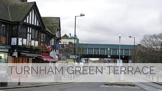 Learn To Say Turnham Green Terrace?