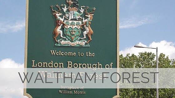 Learn To Say Waltham Forest?