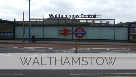 Learn To Say Walthamstow?