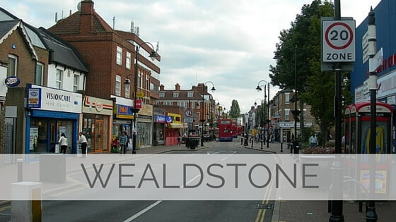 Learn To Say Wealdstone?