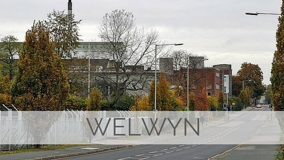 Learn To Say Welwyn?