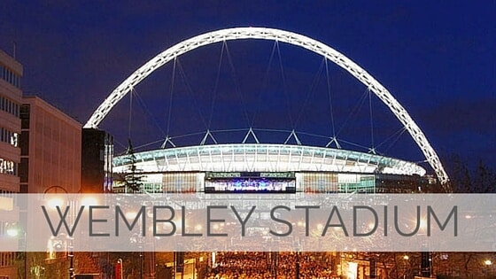 Learn To Say Wembley Stadium?
