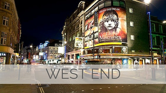 Learn To Say West End?