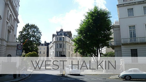 Learn To Say West Halkin?