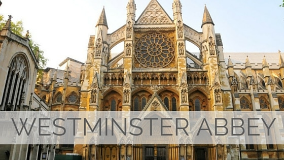 Learn To Say Westminster Abbey?