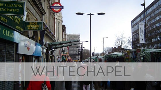 Learn To Say Whitechapel?