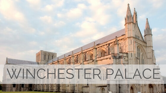 Learn To Say Winchester Palace?