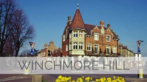 Learn To Say Winchmore Hill?
