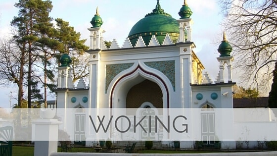 Learn To Say Woking?