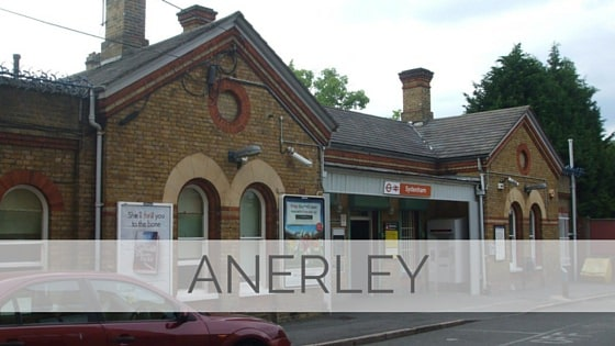 Learn To Say Anerley?