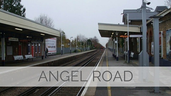 Learn To Say Angel Road?