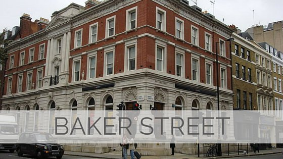 Learn To Say Baker Street?
