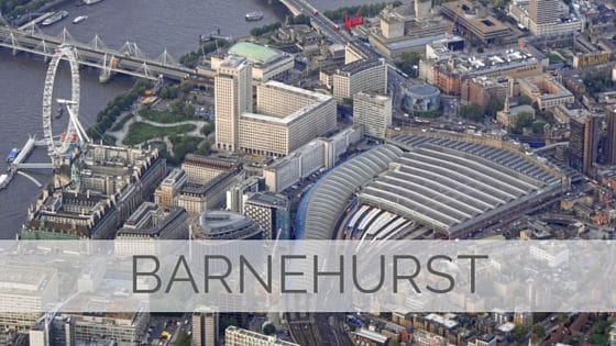 Learn To Say Barnehurst?