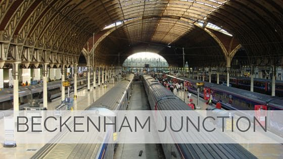 Learn To Say Beckenham Junction?