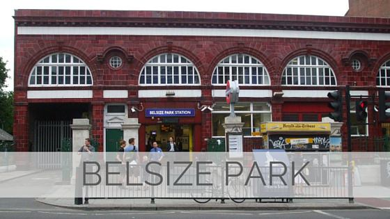 Learn To Say Belsize Park?