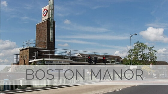 Learn To Say Boston Manor?