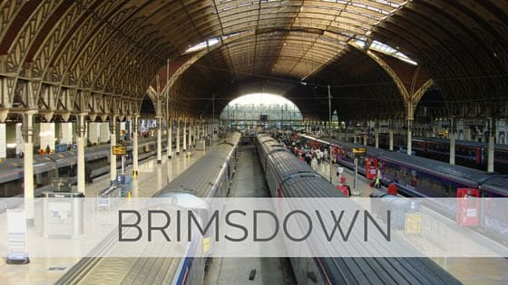 Learn To Say Brimsdown?