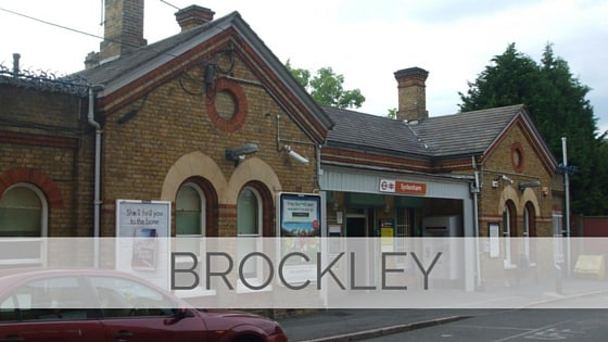 Learn To Say Brockley?
