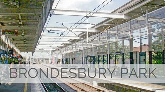 Learn To Say Brondesbury Park?