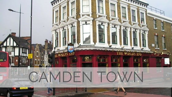 Learn To Say Camden Town?