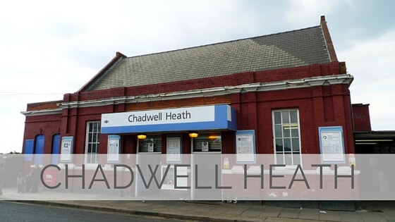 Learn To Say Chadwell Heath?