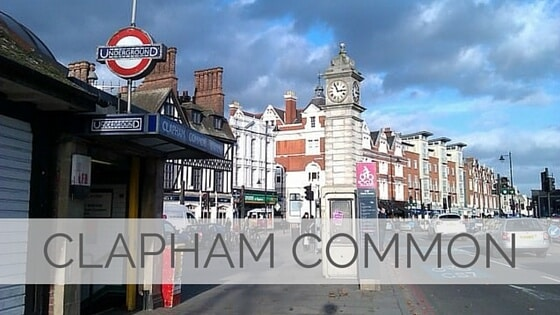 Learn To Say Clapham Common?