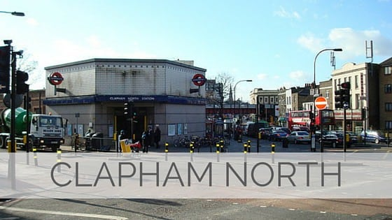 Learn To Say Clapham North?