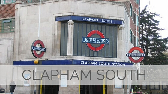 Learn To Say Clapham South?