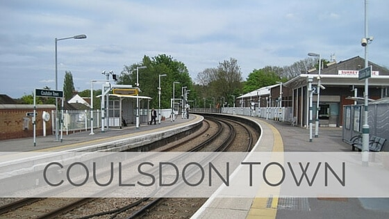 Learn To Say Coulsdon Town?