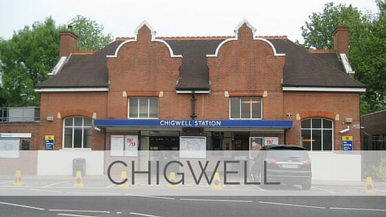 Learn To Say Chigwell?
