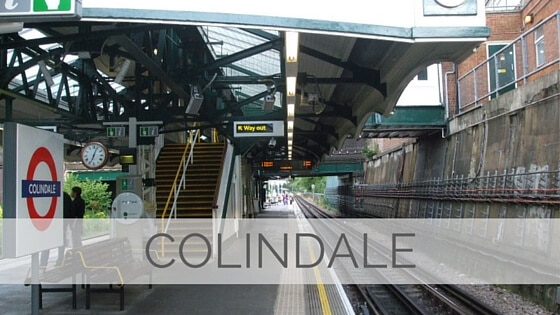 Learn To Say Colindale?
