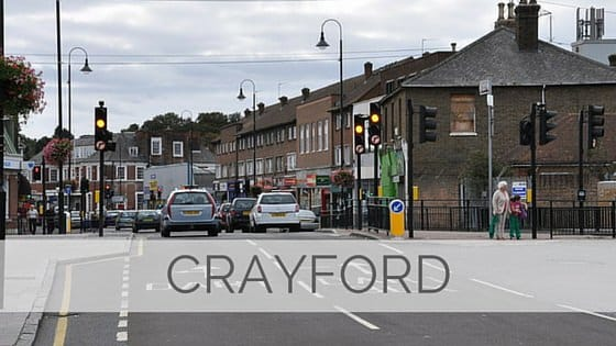 Learn To Say Crayford?