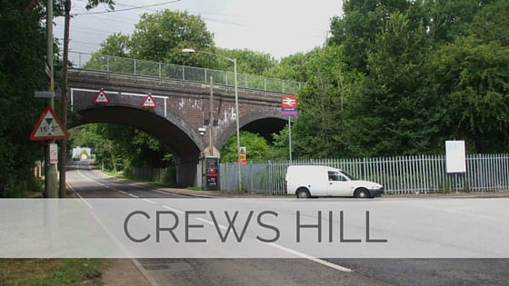 Learn To Say Crews Hill?