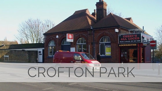 Learn To Say Crofton Park?